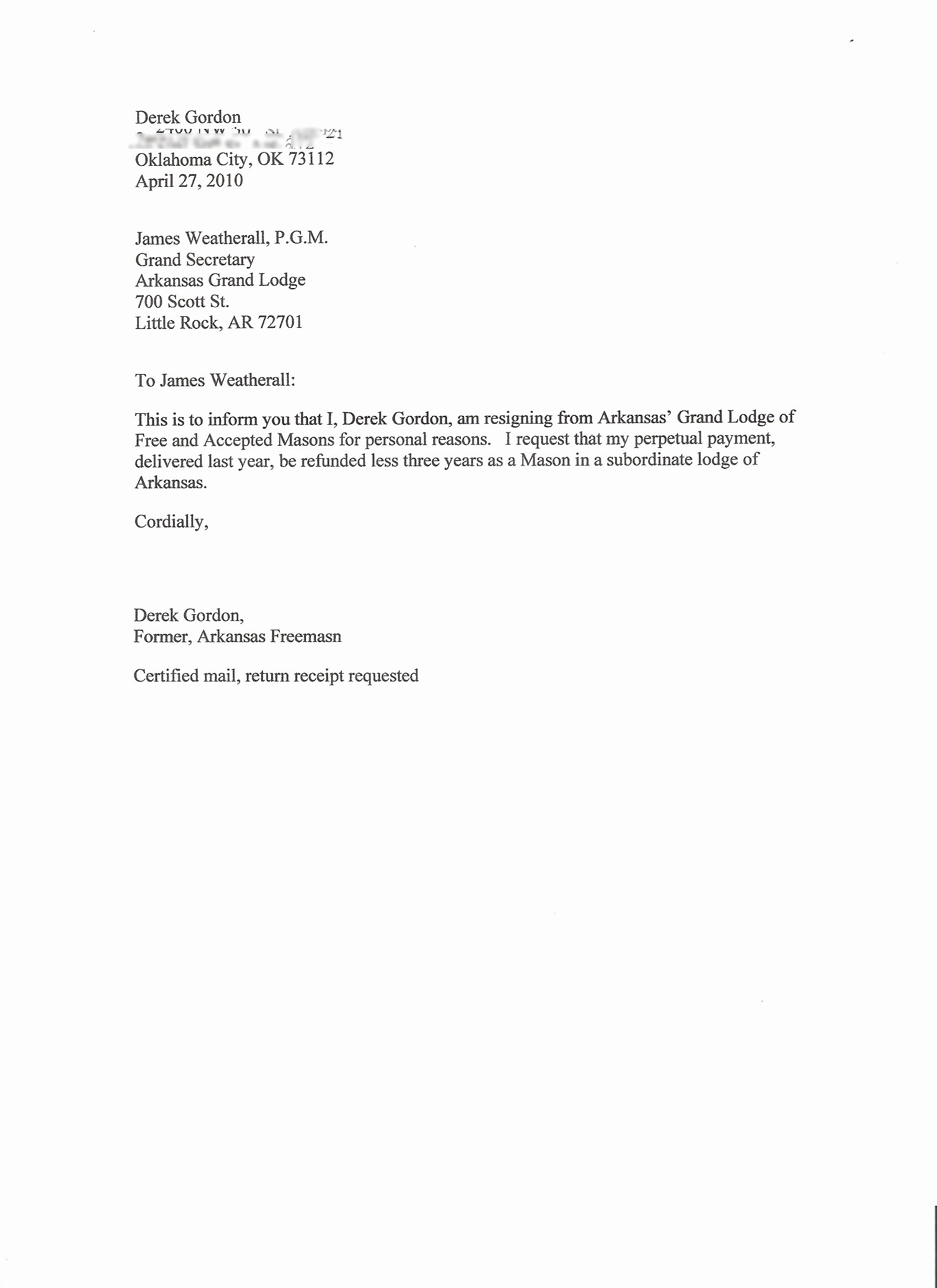 Resignation Letter Template Free Awesome Download Resignation Letters Pdf & Doc