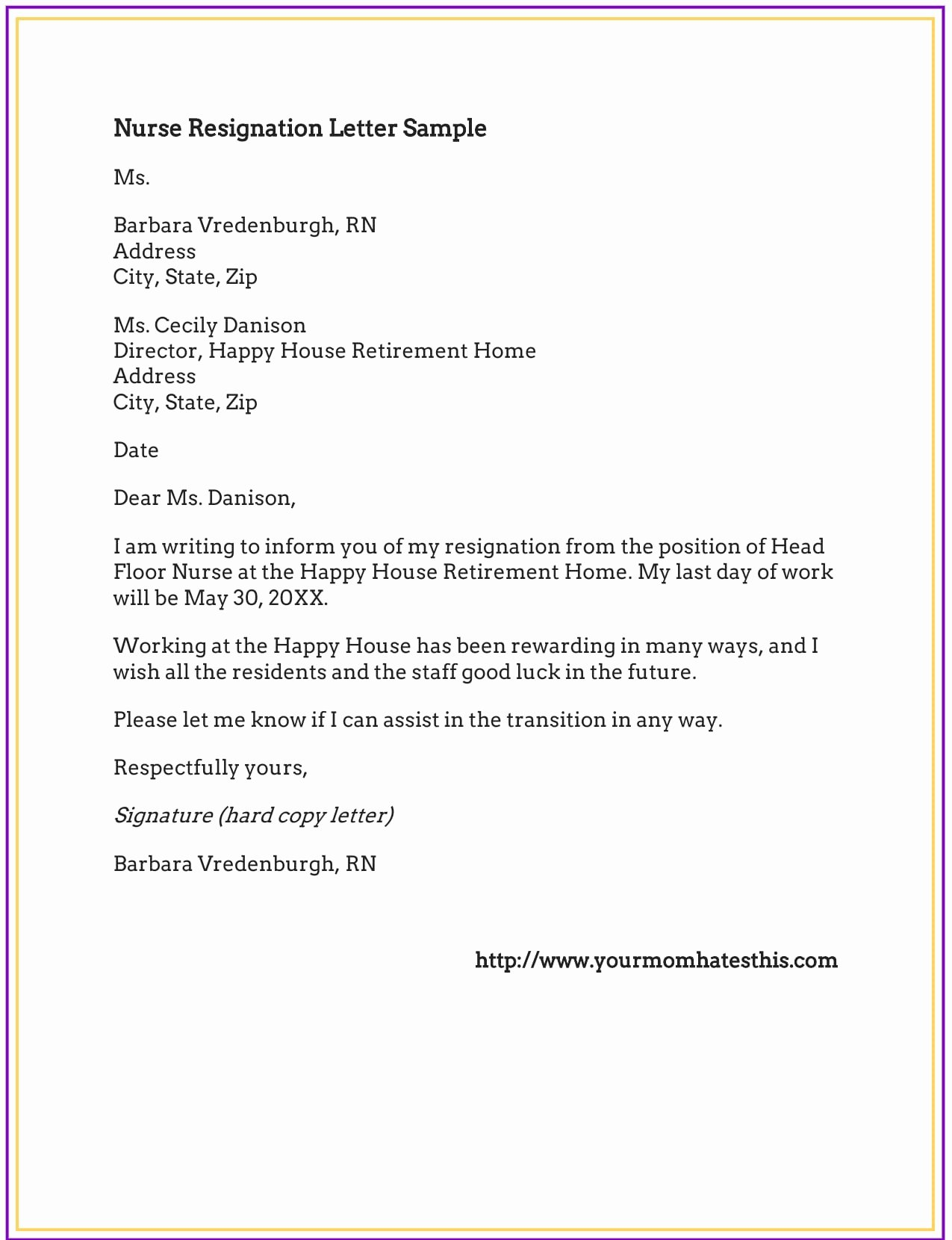 Resignation Letter Template Free Inspirational Dos and Don'ts for A Resignation Letter