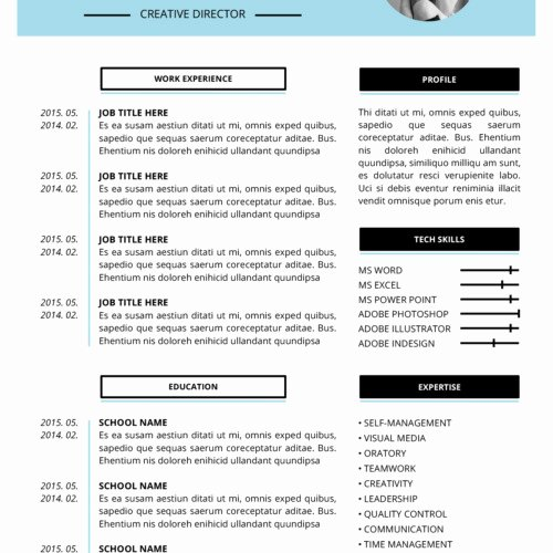 Resume Templates for Mac Unique Resume Templates for Mac Word & Apple Pages Instant