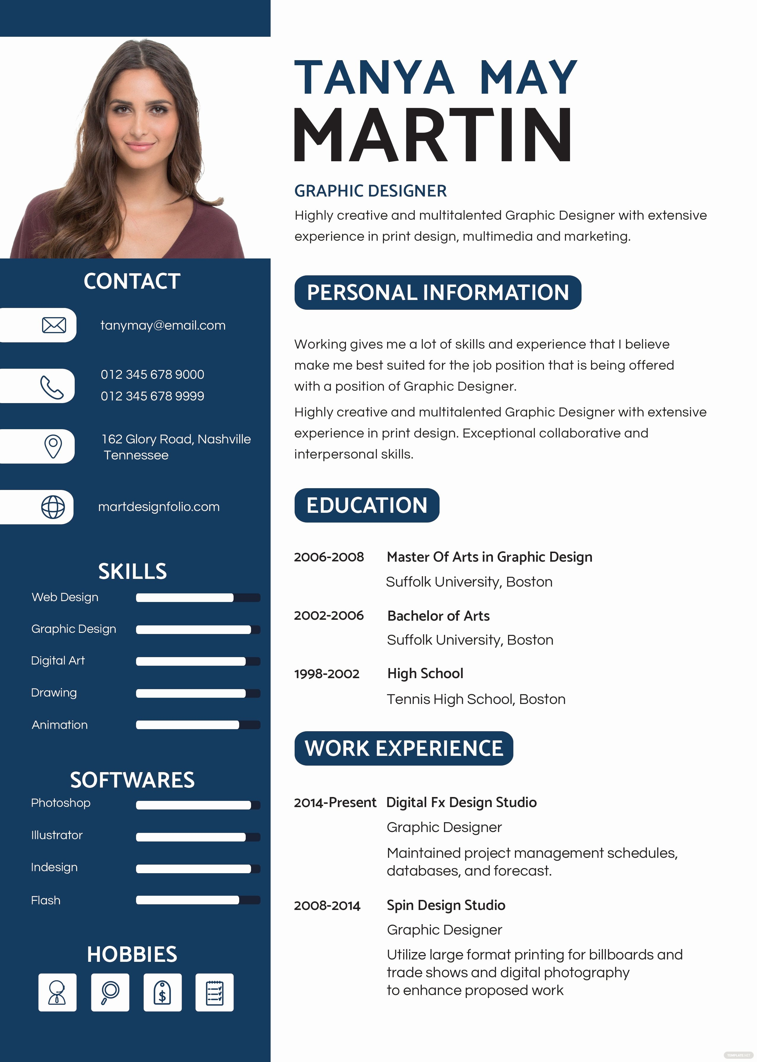 Resume Templates Free Word Lovely Free Professional Resume and Cv Template In Psd Ms Word