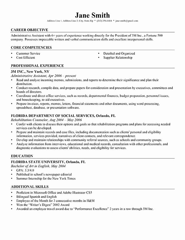 Resume with Picture Template Best Of Advanced Resume Templates