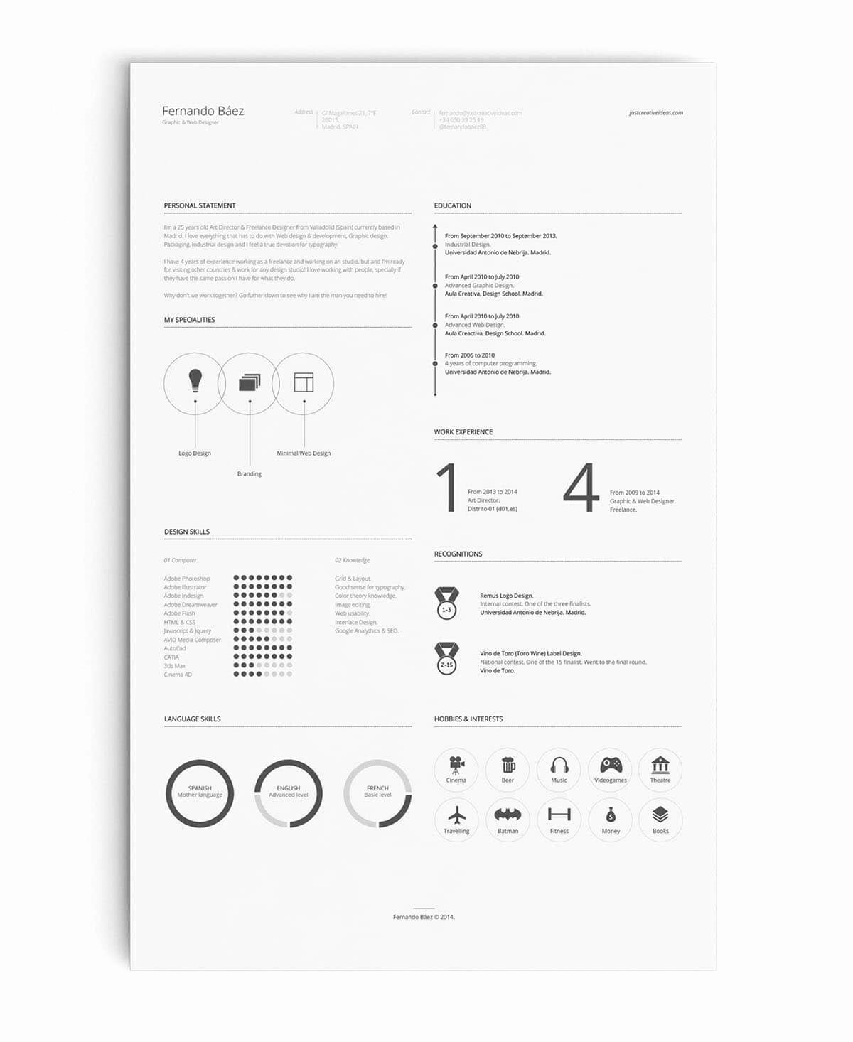 Resume with Picture Template Elegant 17 Free Resume Templates Downloadable