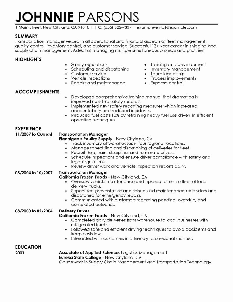 Retail Store Manager Resume Beautiful Best Store Manager Resume Example