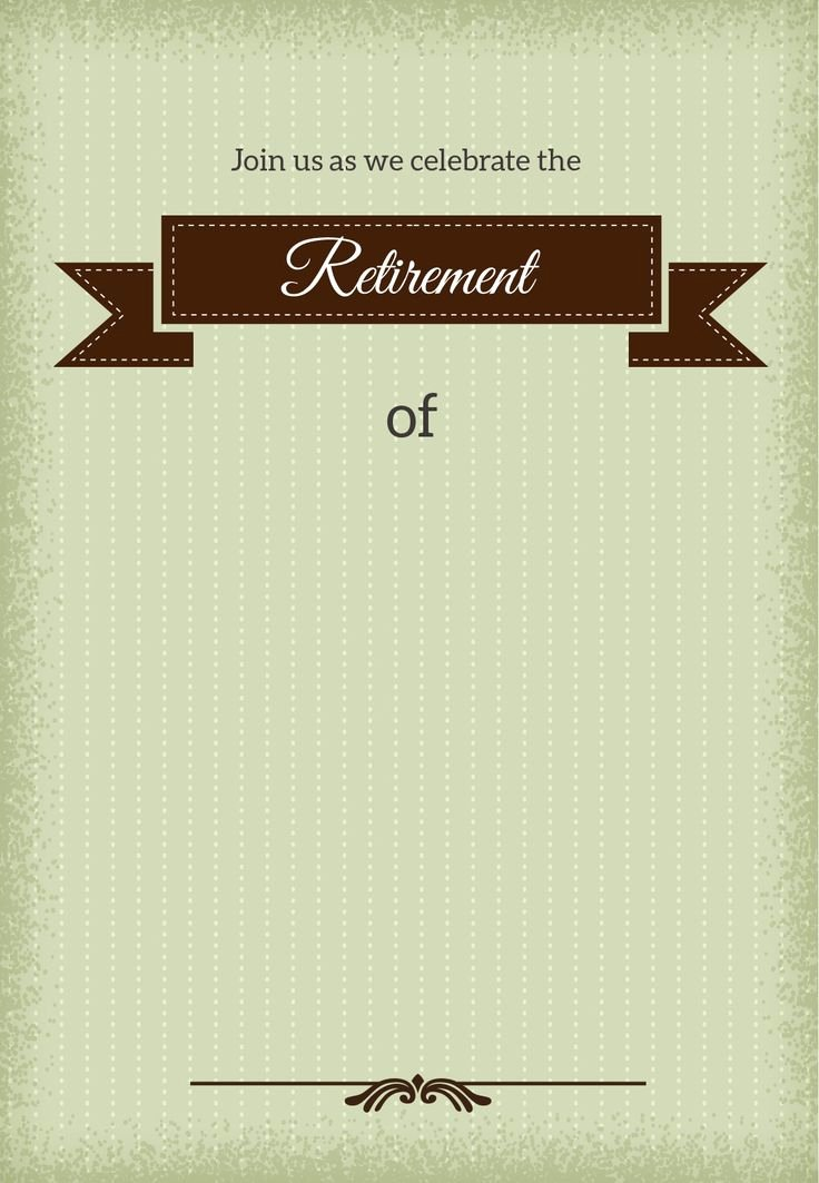 Retirement Party Invitations Templates Beautiful 52 Best Retirement Party Images On Pinterest