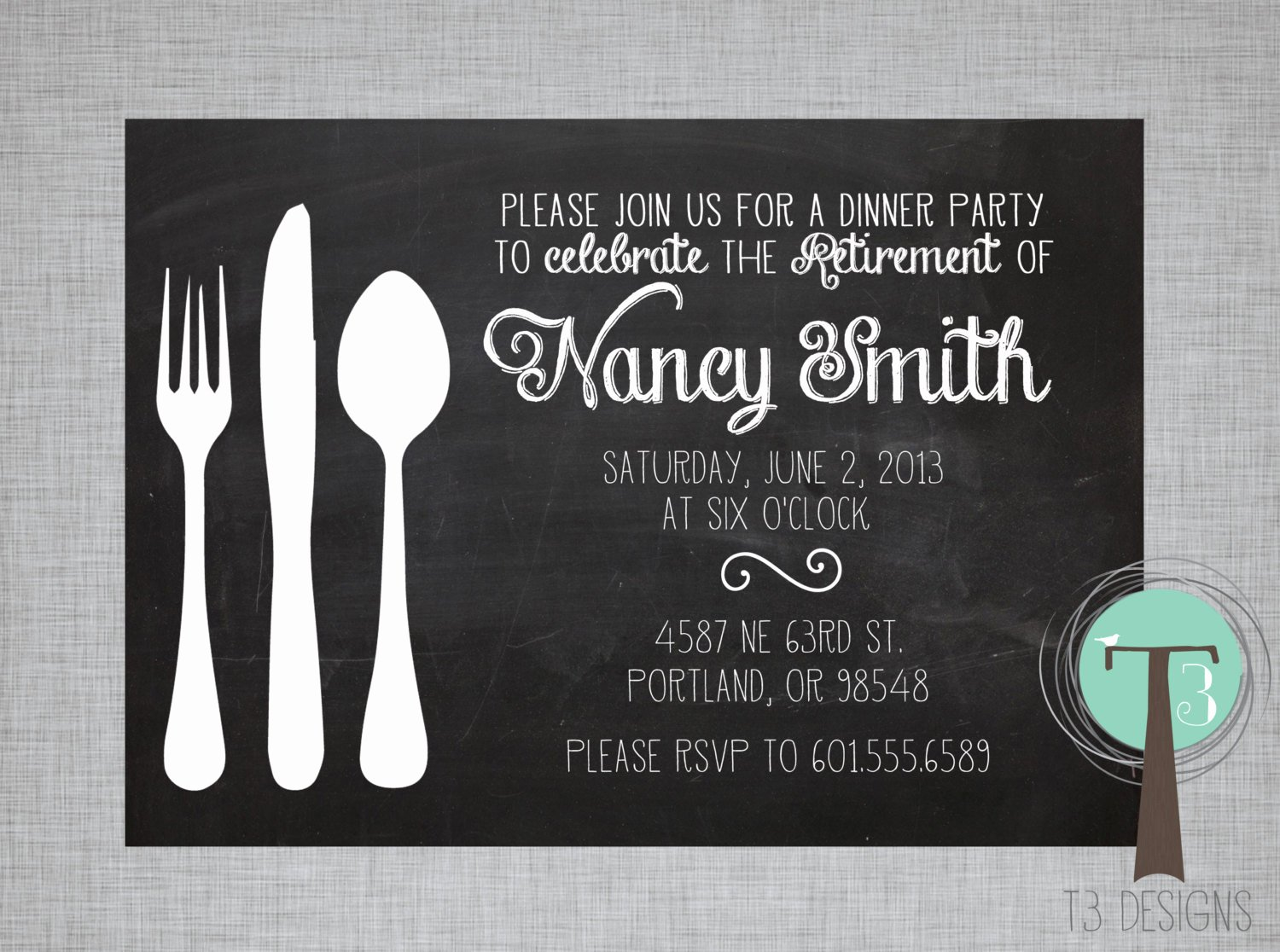 Retirement Party Invitations Templates Lovely Retirement Party Invitation Dinner Party Invitation