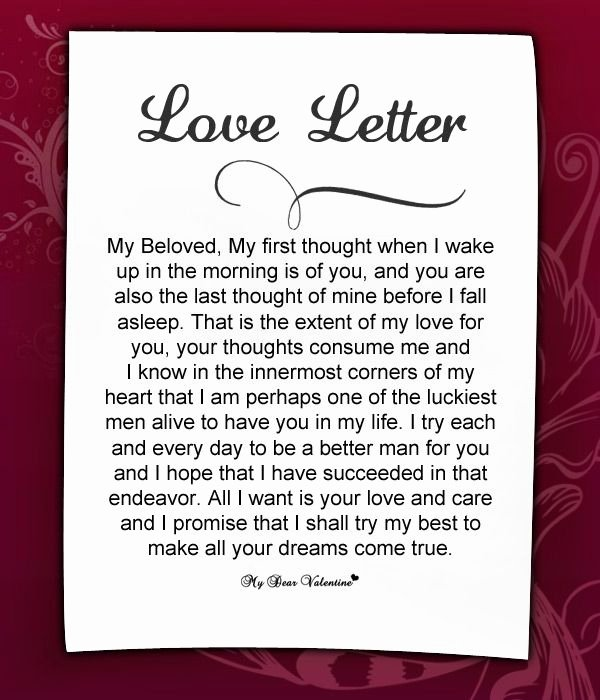 Romantic Love Letters for Her Elegant 102 Best Images About Love Letters for Her On Pinterest