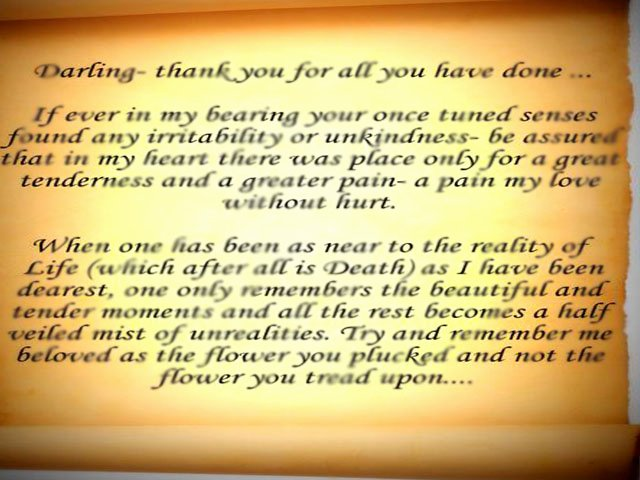 Romantic Love Letters for Him Elegant Ruttie's Love Letter to Jinnah – the Express Tribune Blog