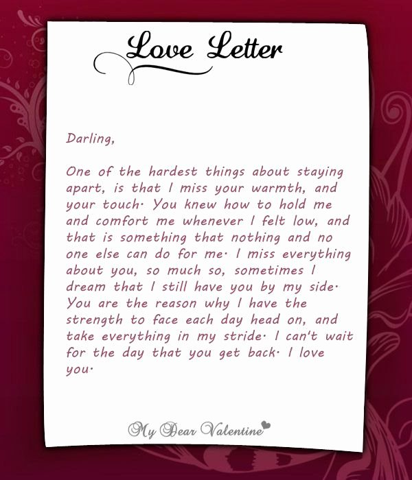 Romantic Love Letters for Him Inspirational Best 25 Romantic Letters for Him Ideas On Pinterest