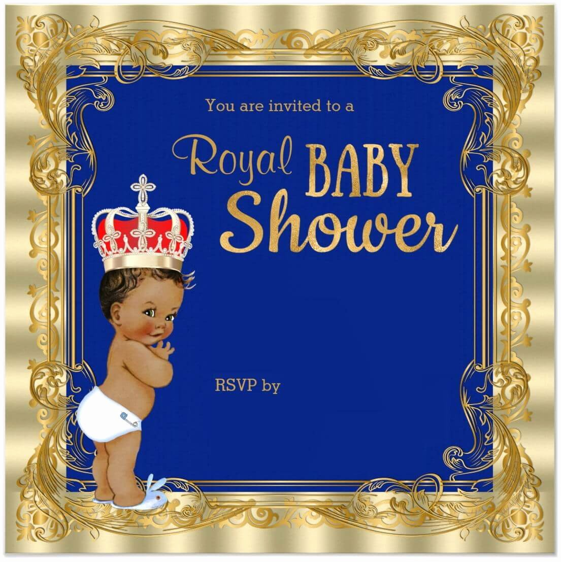 Royal Baby Shower Invitations Fresh Royal Baby Shower Printable Invitations