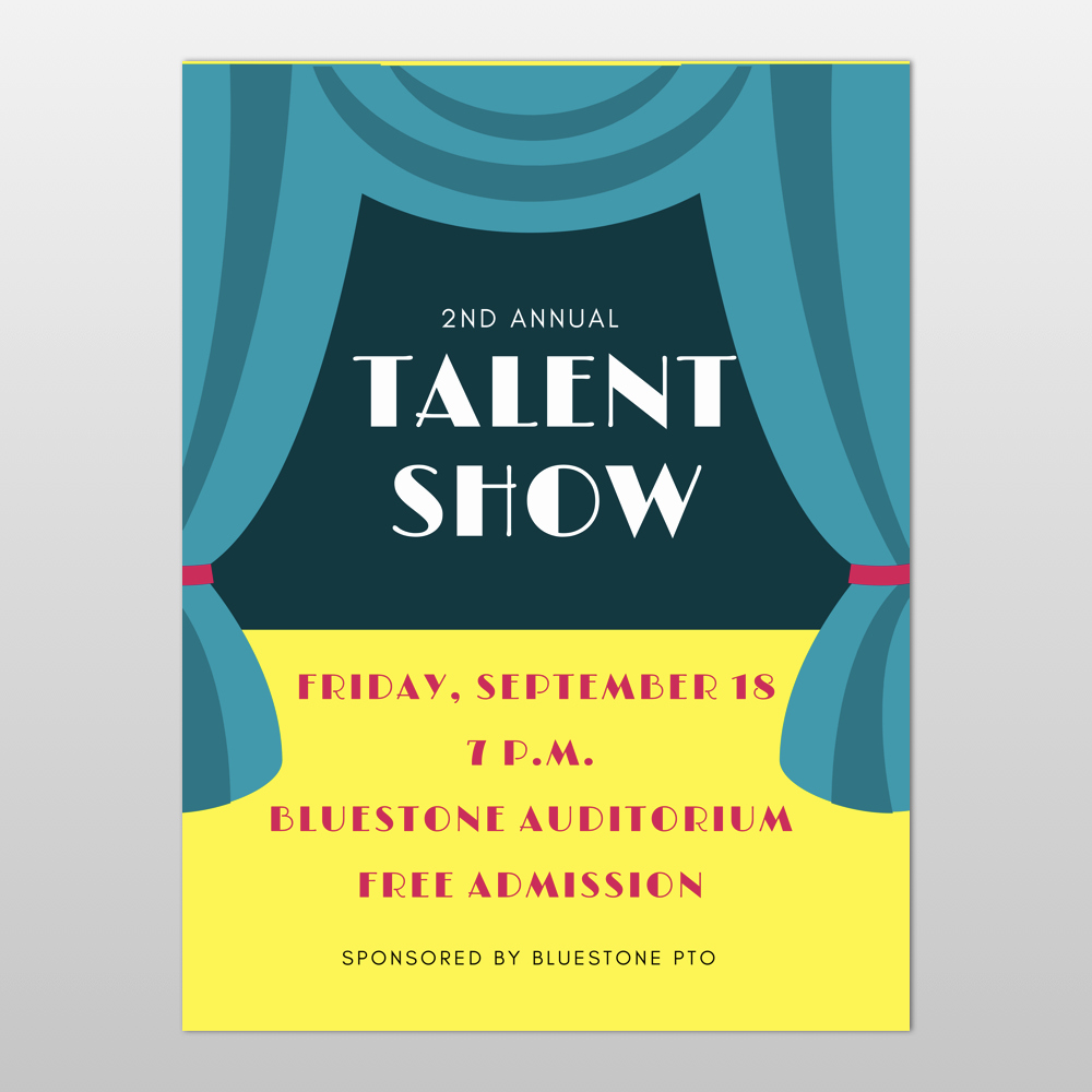 Run Of Show Template Awesome How to Run A Spectacular School Talent Show