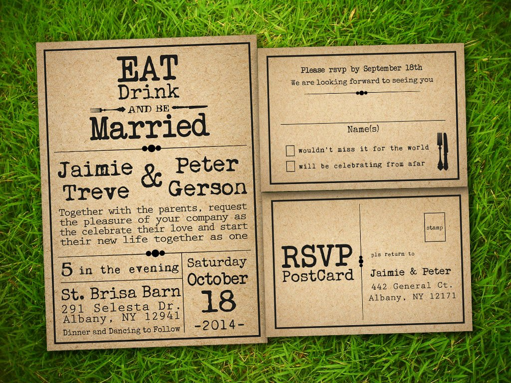 Rustic Wedding Invitation Templates Best Of Vintage Bells and Co