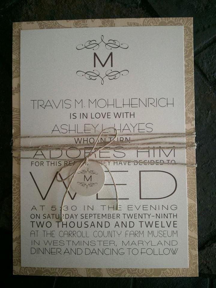 Rustic Wedding Invitation Templates Elegant 1000 Ideas About Wedding Invitation Templates On