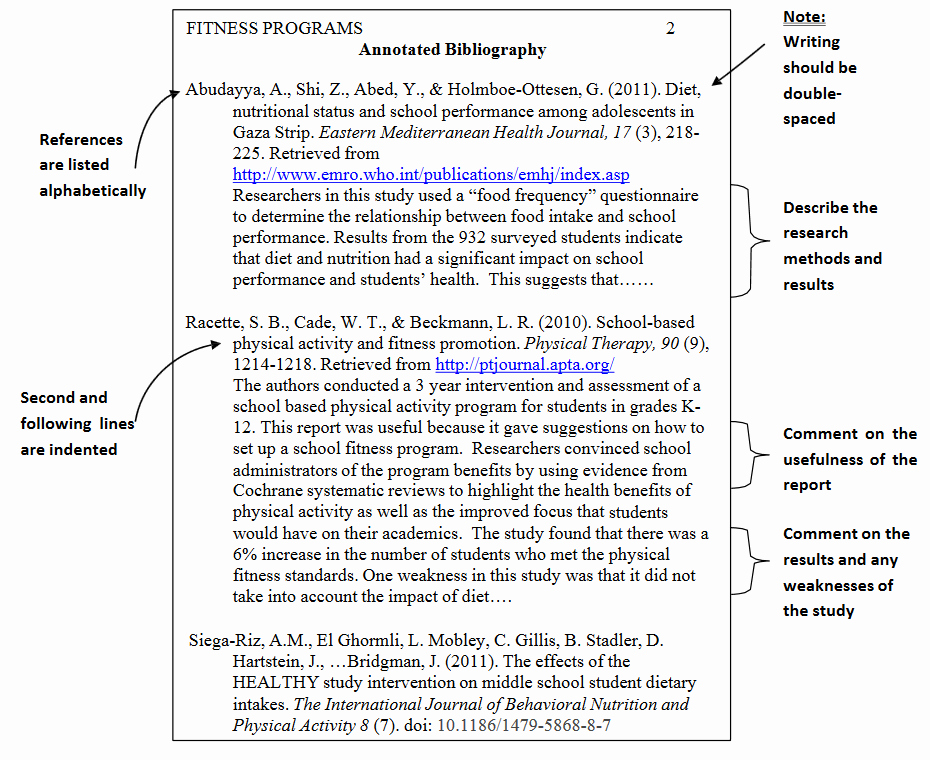 Sample Apa Annotated Bibliography Awesome Annotated Bibliography Business Munication M