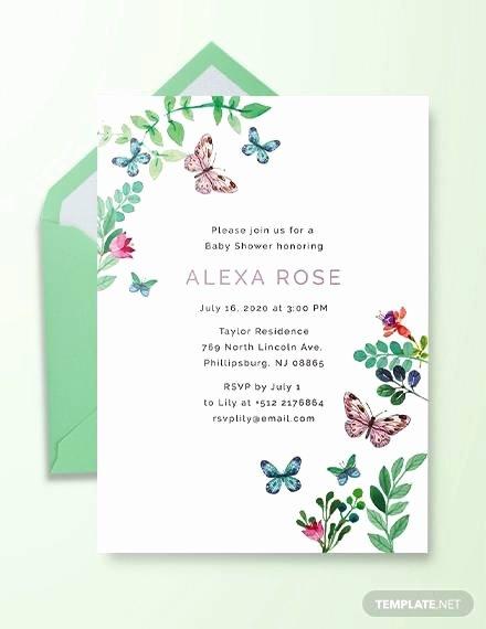 Sample Baby Shower Invitations Lovely 25 Sample Baby Shower Invitations Word Psd Ai Eps