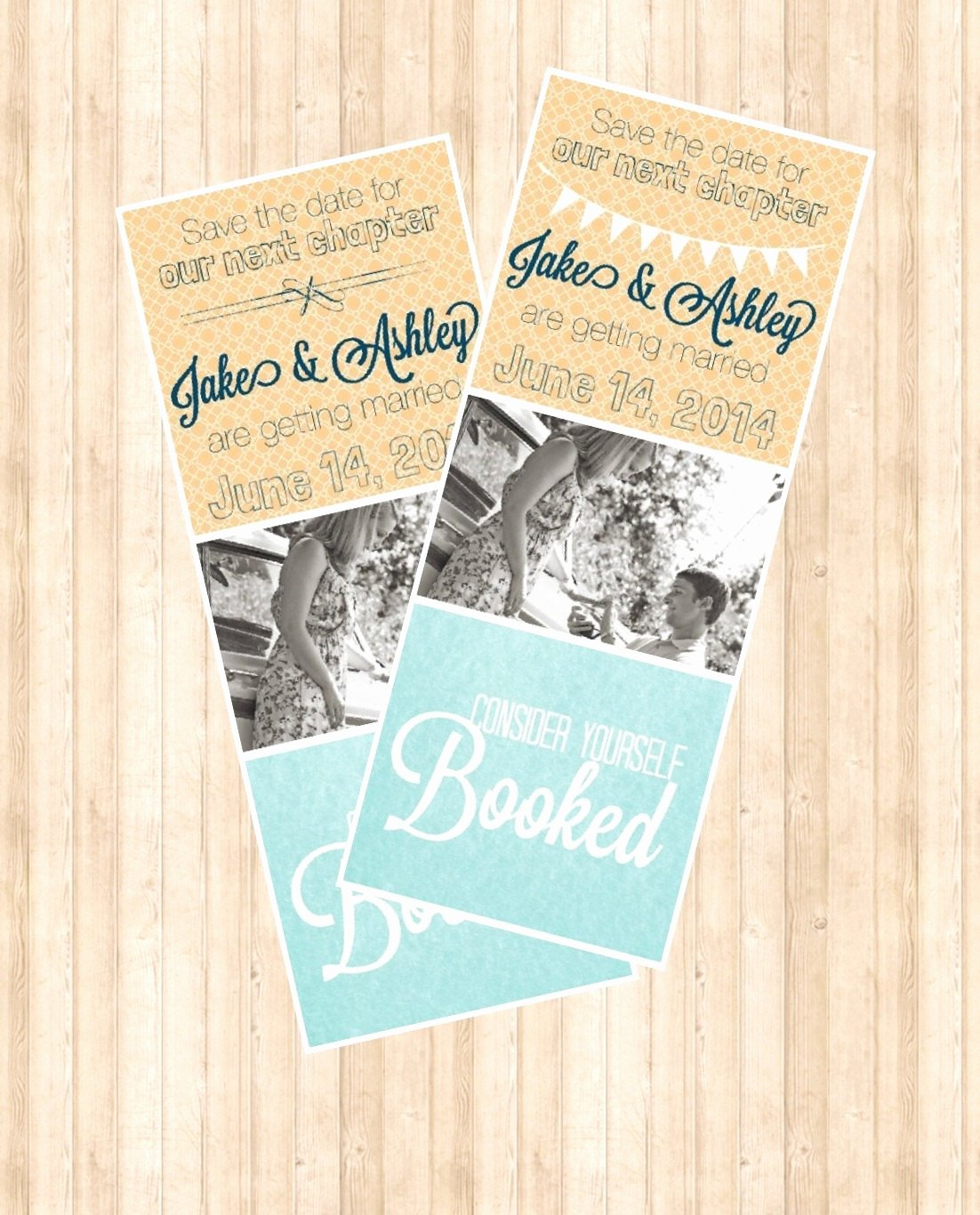 Save the Date Bookmarks Beautiful Items Similar to Printable Save the Date Bookmarks Aqua