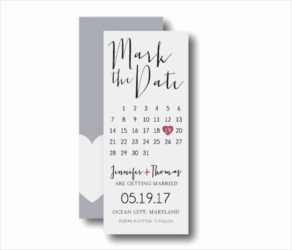 Save the Date Bookmarks Beautiful Save the Date Bookmark Template 69 Free Psd Ai Eps