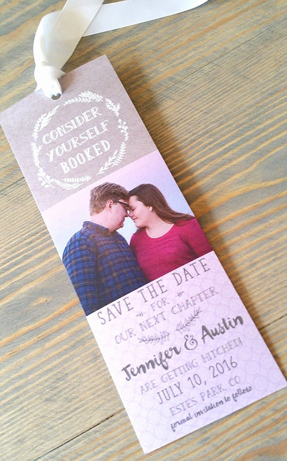 Save the Date Bookmarks Best Of Bookmark Save the Date Save the Date Bookmark Save the Date