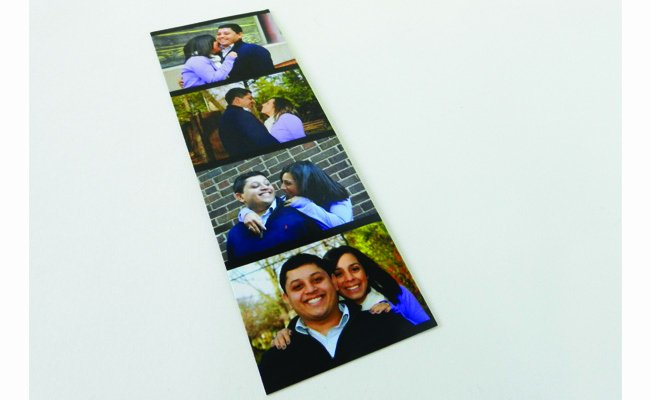 Save the Date Bookmarks Luxury Wedding Save the Date Bookmarks
