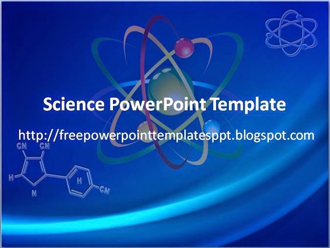 Science Power Point Template New Free Science Powerpoint Templates Download Presentation