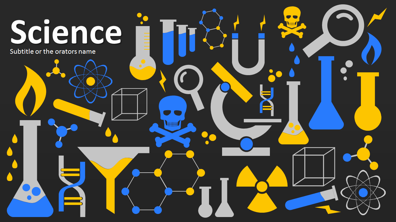 Science Power Point Template Unique Powerpoint Templates Archives