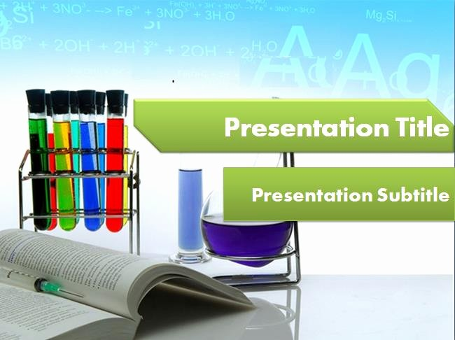 Science Power Point Template Unique Science Powerpoint Templates Free