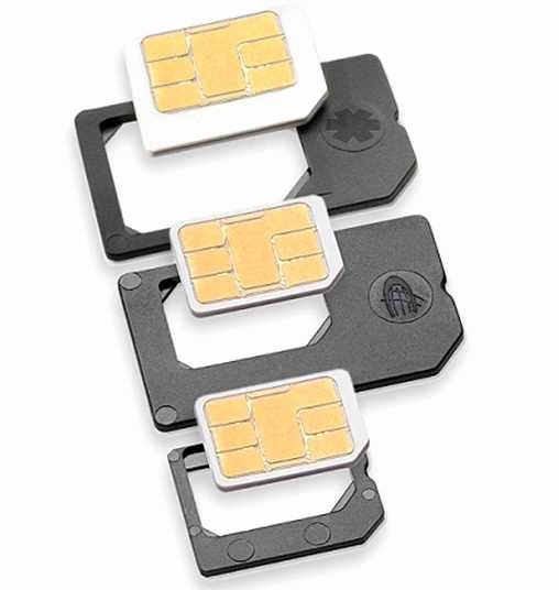 Sim Card Cutting Template Elegant Micro Sim to Nano Sim Template Sim Cutting Guide