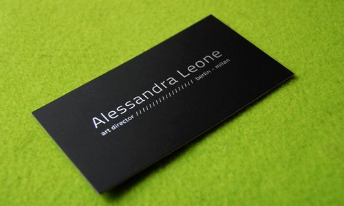 Simple Business Card Design Awesome 40 Simple and Elegant Business Card Designs Designrfix