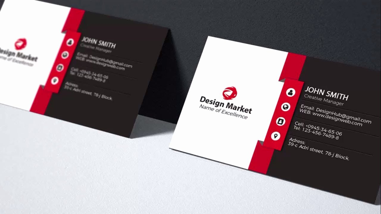 Simple Business Card Design Beautiful Clean and Simple Business Card Ideas and Examples Design
