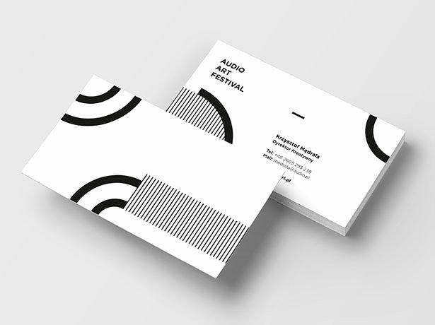 Simple Business Card Design Elegant 15 Simple yet Professional Business Card Designs for