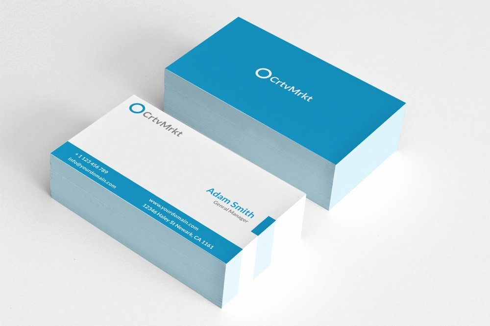 Simple Business Card Design Lovely Simple Minimal Business Card Business Card Templates