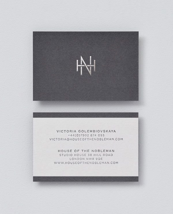 Simple Business Card Design Luxury 540 Best Images About Business Cards Design On Pinterest