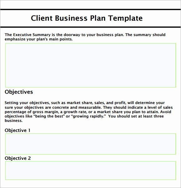 Simple Business Plan Outline Best Of Sample Small Business Plan 18 Documents In Pdf Word