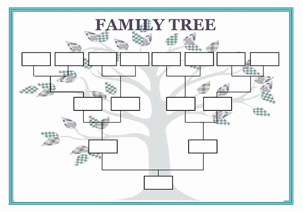 Simple Family Tree Template Lovely Pin On Cub Scouts