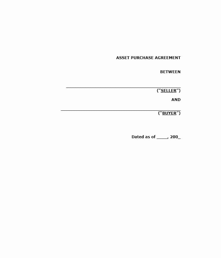 Simple Home Purchase Agreement New 37 Simple Purchase Agreement Templates [real Estate Business]