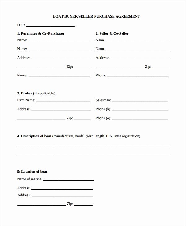 Simple Land Purchase Agreement form Best Of 11 Purchase Agreements Examples & Templates Word Pdf
