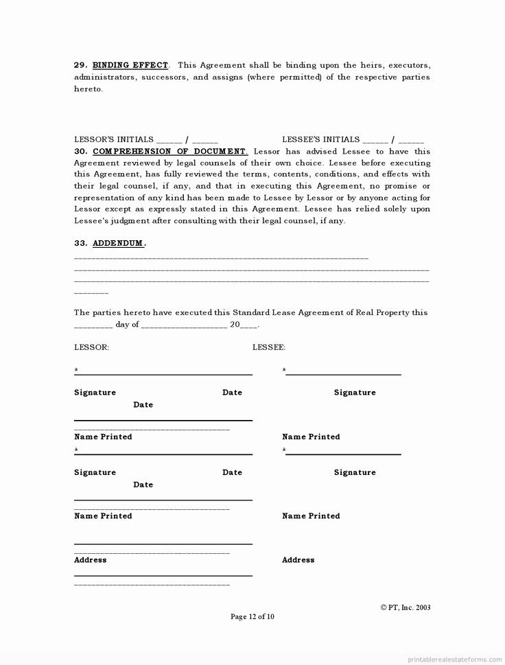 Simple Land Purchase Agreement form Fresh Simple Land Purchase Agreement form