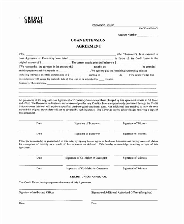 Simple Loan Agreement Pdf Unique Free 37 Free Loan Agreement forms