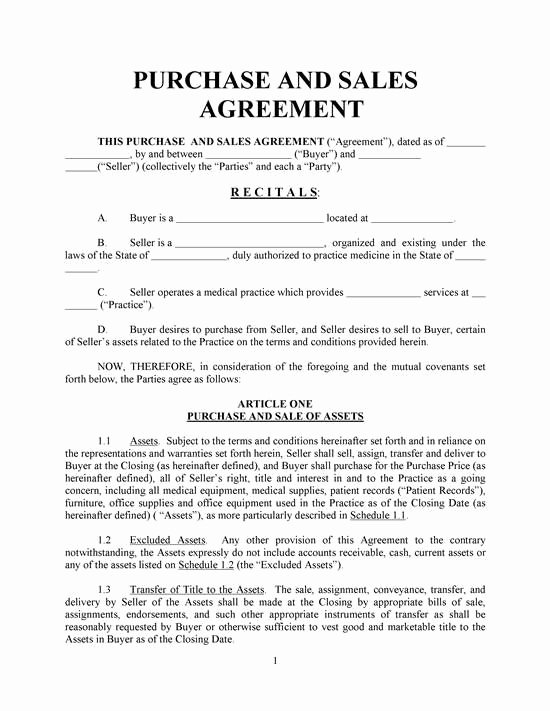 Simple Real Estate Contract New Simple Home Purchase Agreement Template