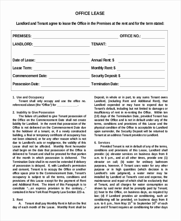 Simple Rental Agreement Pdf Beautiful 44 Simple Rental Agreement Templates Pdf Word