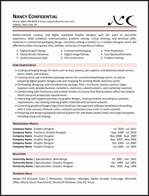 Skills Based Resume Template Free New Skill Based Resume Examples