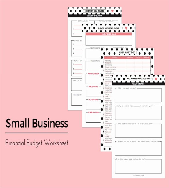 Small Business Budget Template Beautiful 18 Sample Business Bud Templates Word Pdf Apple