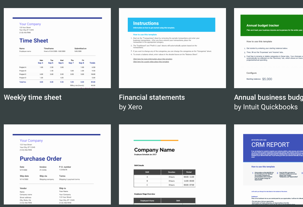 Small Business Budget Template Best Of 7 Free Small Business Bud Templates