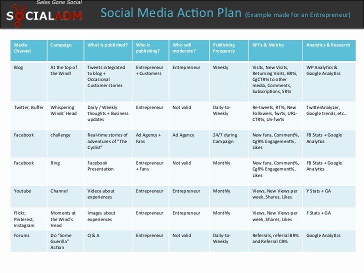 Social Media Proposal Template Luxury social Media Marketing Simple Whitepaper