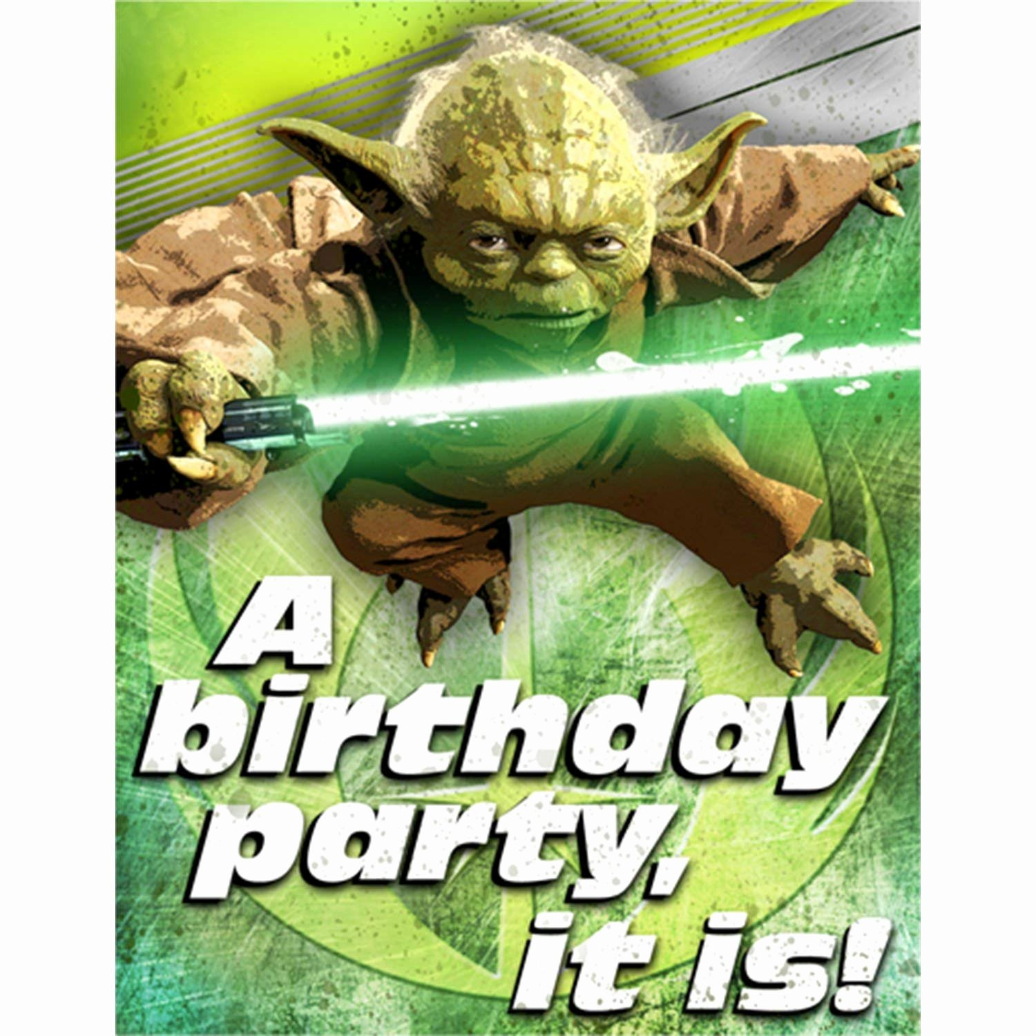 Star Wars Birthday Invitations Unique Star Wars Birthday Party Invitations