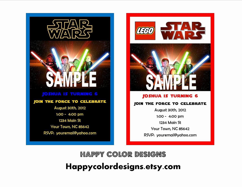 Star Wars Invitations Free Printable Fresh Free Printable Star Wars Party Invitation