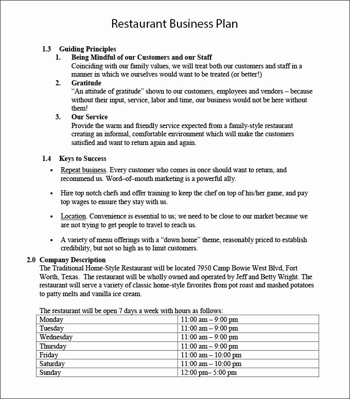 Startup Business Plan Template Pdf Awesome Startup Business Plan Template Pdf