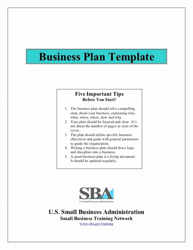 Startup Business Plan Template Pdf Inspirational Startup Business Plan Template Pdf