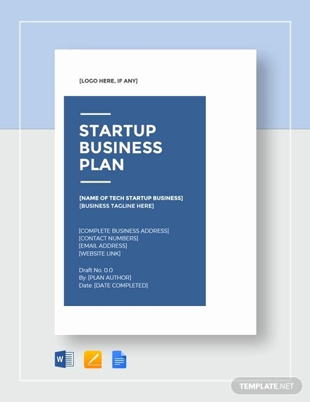 Startup Business Plan Template Pdf Lovely 12 Tech Startup Business Plan Examples Pdf Word Apple
