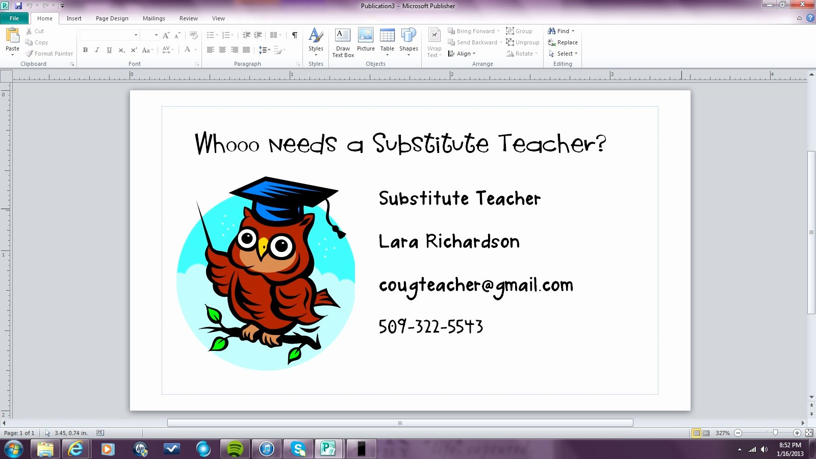 Substitute Teacher Business Cards Luxury the E Stop Shoppe so I M A Substitute Teacher now What