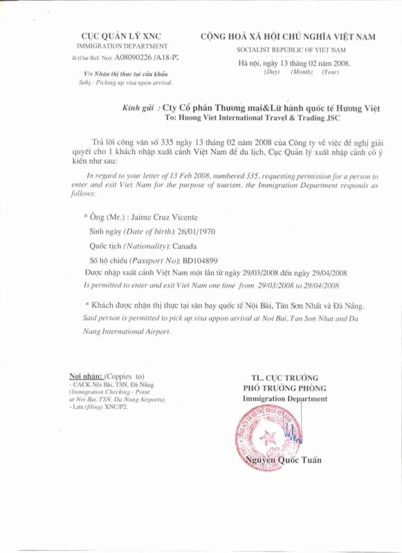 Support Letter Sample for Immigration Elegant Support Letter Sample for Immigration